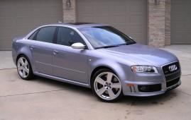 2007 Audi RS4, 6M
