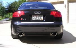 2008 Audi RS4, 6M