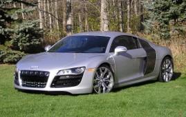 2011 Audi R8 V10, 6M