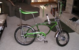 1972 Schwinn Sting-Ray Pea Picker
