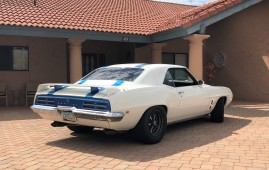 1969 Pontiac Firebird Modified, 427 BBC, 6M Richmond