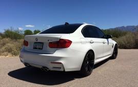 2015 BMW F80 M3, 6M