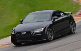 2012 Audi TT RS, 6M at Road America